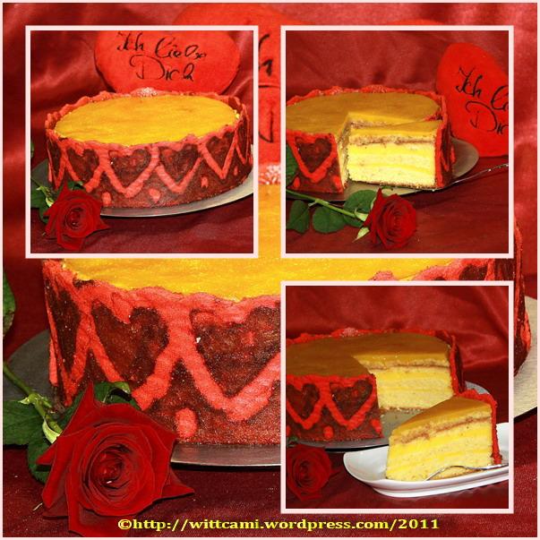 Torte *Orange*